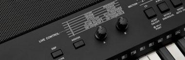 Teclado Arranjador PSR-E453 YAMAHA – A sua ferramenta de potência musical