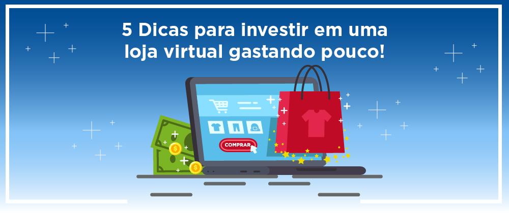 Loja Virtual Vender Mais Gastar Pouco